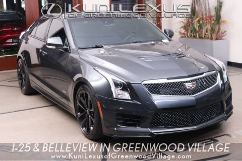 Used 2017 Cadillac ATS-V Base