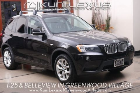 Used 2013 BMW X3 xDrive35i